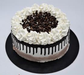 کیک چکه سفید  12/26