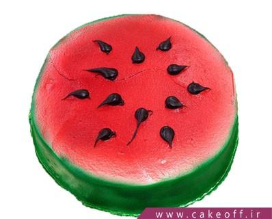 کیک یلدایی | کیک آف