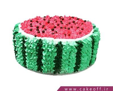 کیک شب چله خاطره انگیز | کیک آف