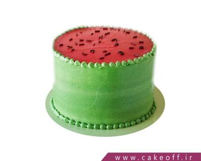 کیک شب یلدا - کیک شب چله | کیک آف