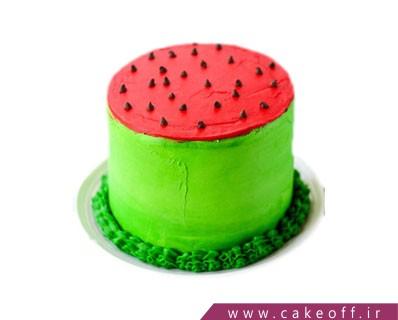 کیک شب چله - کیک شب یلدای آن سال | کیک آف