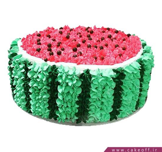 کیک شب چله خاطره انگیز