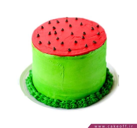 کیک شب یلدای آن سال