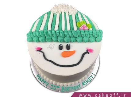 کیک آدم برفی 2 | کیک آف