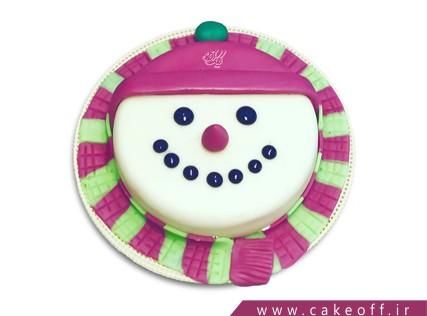 کیک آدم برفی 3 | کیک آف