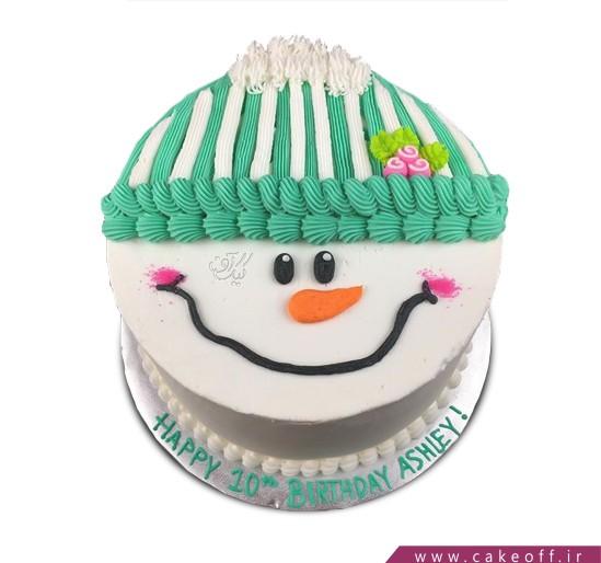 کیک آدم برفی ۲ | کیک آف