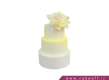 کیک های عروسی  - کیک عقد و عروسی زیبا | کیک آف