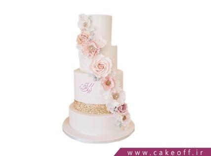 مدل کیک عروسی - کیک عروسی ایرانی | کیک آف