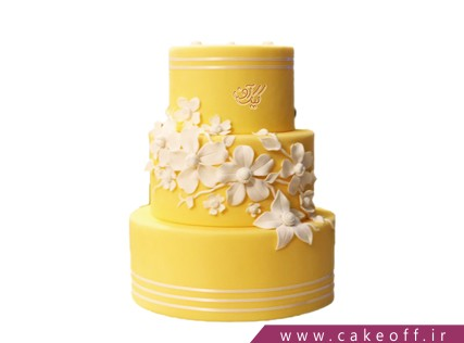 جدیدترین کیک های عروسی - کیک عروسی رویای ما | کیک آف