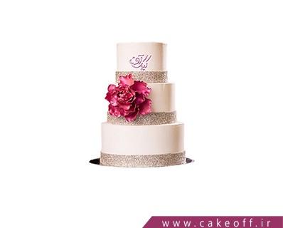 کیک عروسی جدید - کیک عروسی ناتلیا 2 | کیک آف