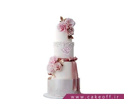 کیک عقد و عروسی نیوشا 3 | کیک آف