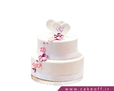 مدل کیک عروسی - کیک عروسی بی بی | کیک آف