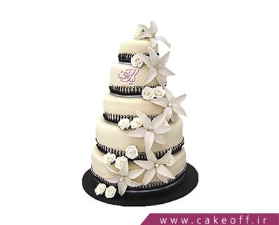 کیک عروسی آریا 2 | کیک آف
