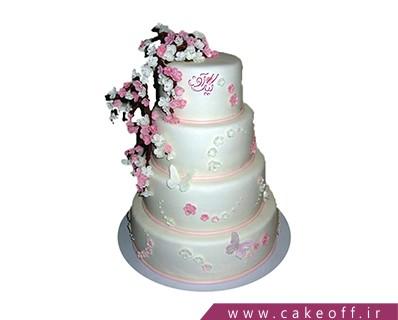 مدل کیک عروسی - کیک عروسی عمو نوروز 2 | کیک آف
