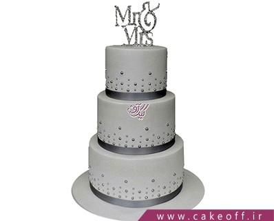 کیک عروسی نیوشا 3 | کیک آف