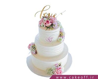 کیک عروسی نیوشا 1 | کیک آف