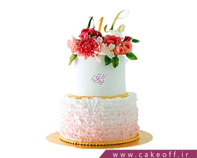 مدل کیک عروسی - کیک عروسی عمو نورروز | کیک آف