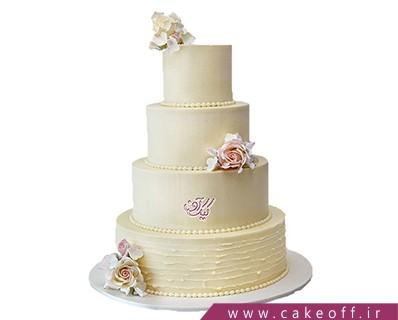 کیک عروسی لادن | کیک آف