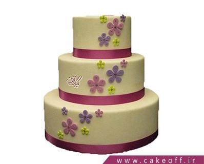 کیک عروسی عمو قناد | کیک آف