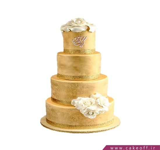 جدیدترین مدل کیک عروسی - کیک عروسی شیک رویای بلند   کیک آف
