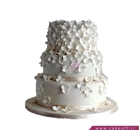کیک عروسی پانته آ | کیک آف