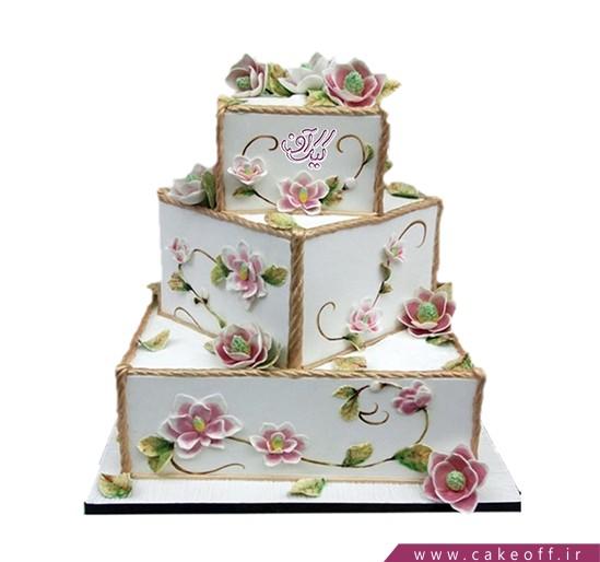 کیک عروسی آریا   کیک آف