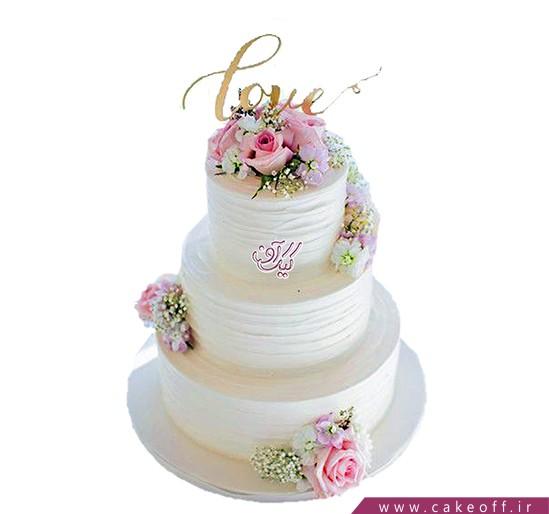 کیک عروسی نیوشا 1