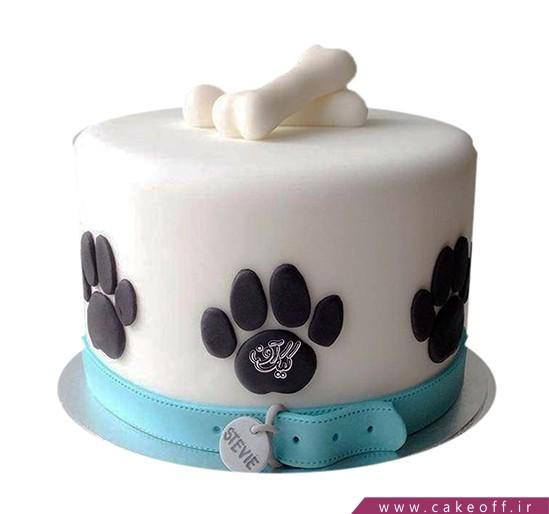 کیک سگ با وفا