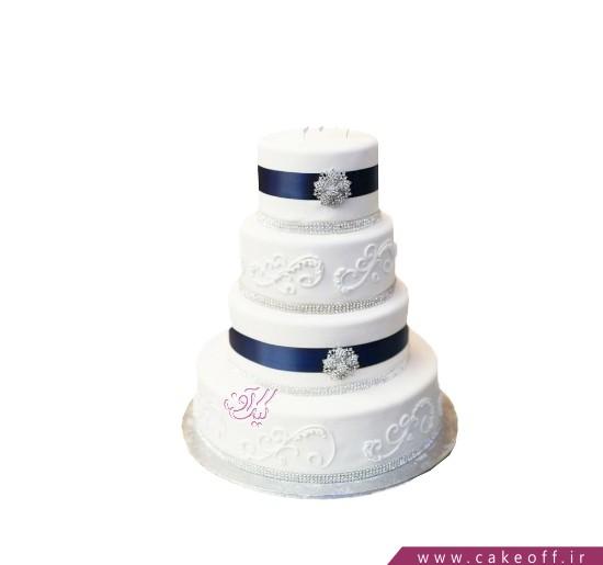 مدل کیک عروسی - کیک عقد زندگی رویایی ما | کیک آف