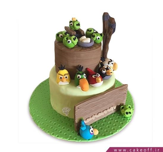 کیک انگری بردز 24