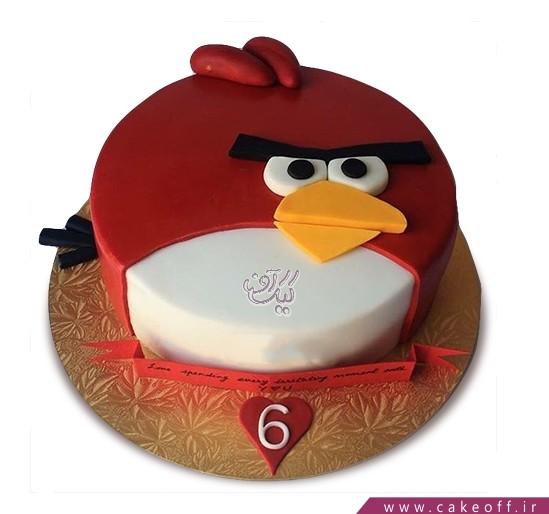 کیک انگری بردز 23