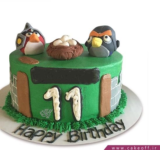 کیک انگری بردز 22