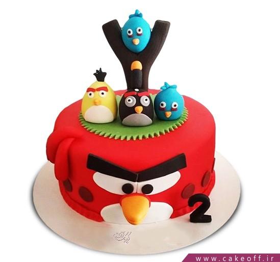 کیک انگری بردز 17