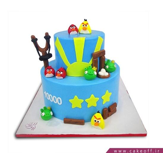 کیک انگری بردز 28