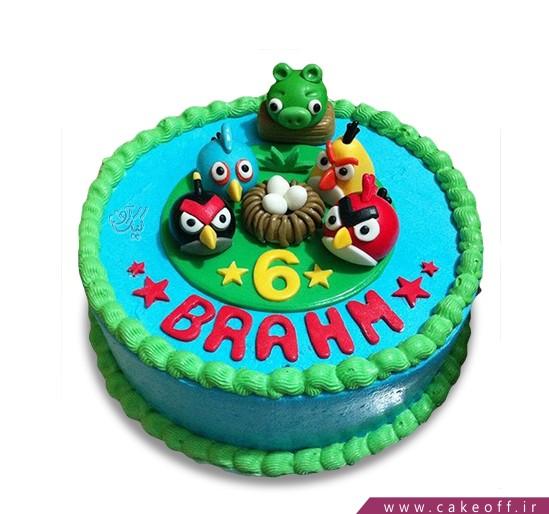 کیک انگری بردز 16