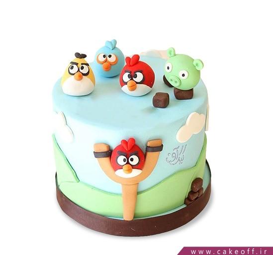 کیک انگری بردز 15