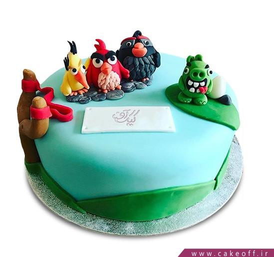 کیک انگری بردز 12
