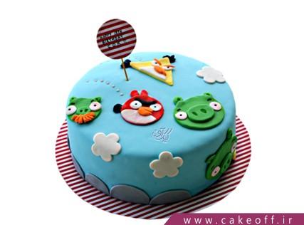 کیک انگری بردز