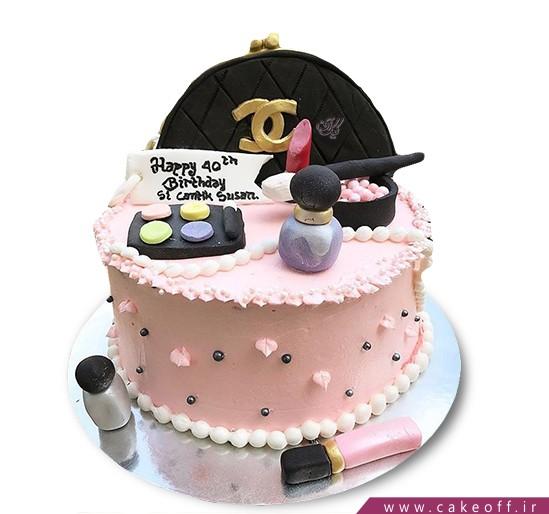 کیک لوازم آرایش 2