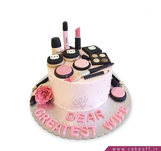 کیک لوازم آرایش 8