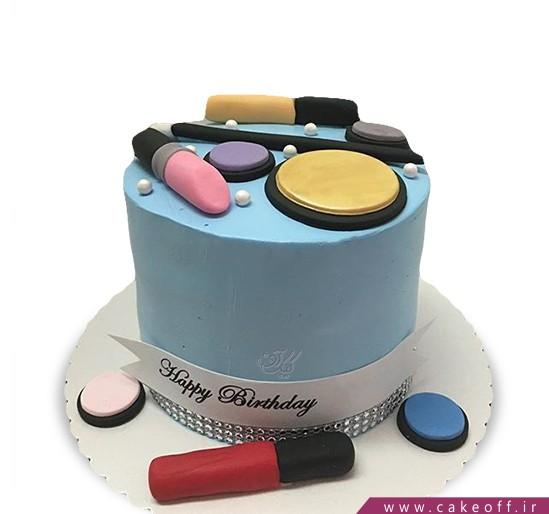 کیک لوازم آرایش 12