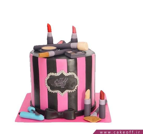 کیک لوازم آرایش 13