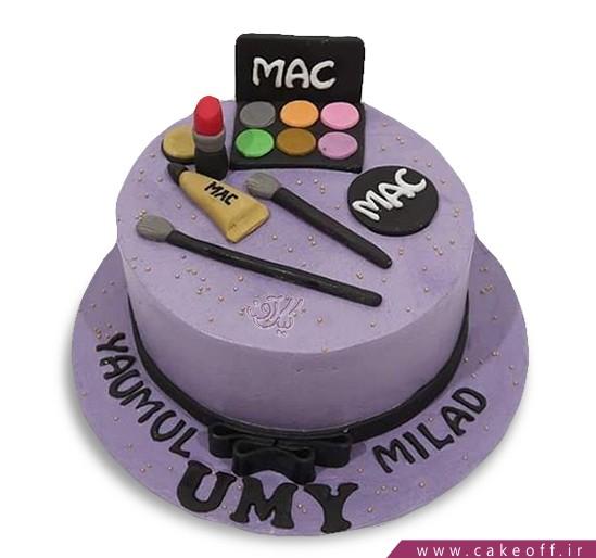کیک لوازم آرایش 17
