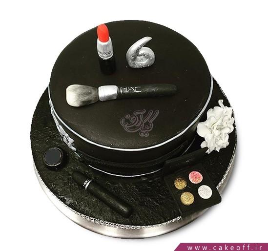 کیک لوازم آرایش 18