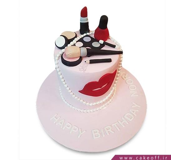 کیک لوازم آرایش 19