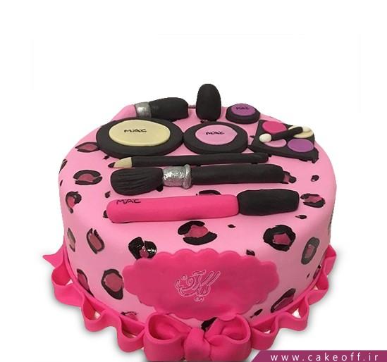 کیک لوازم آرایش 20