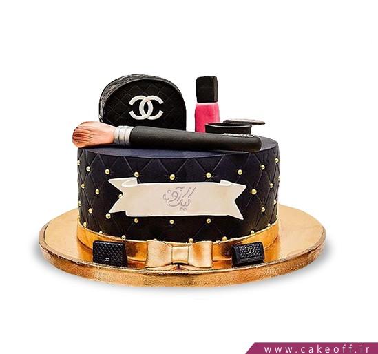 کیک لوازم آرایش 22