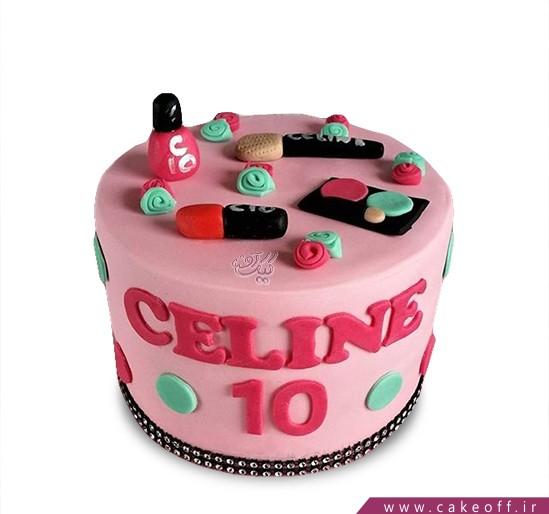 کیک لوازم آرایش 23