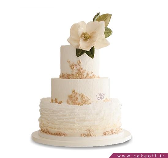 کیک عقد و عروسی آرمیتا | کیک آف