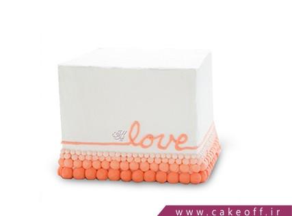 کیک عاشقانه - کیک حس تازه | کیک آف